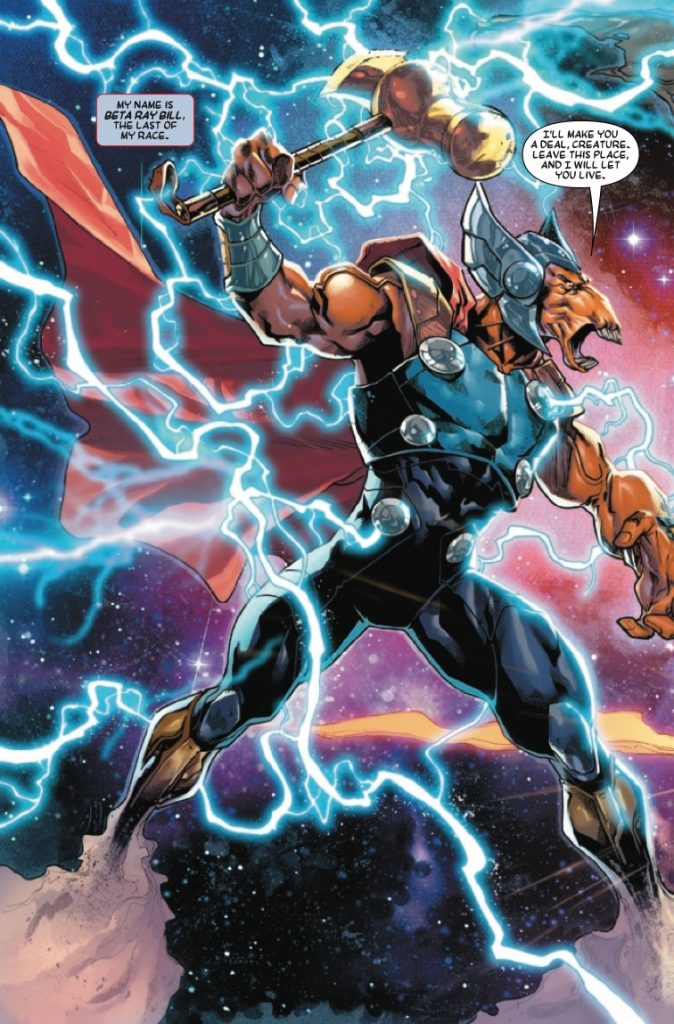 Marvel Preview: Annihilation: Scourge - Beta Ray Bill #1