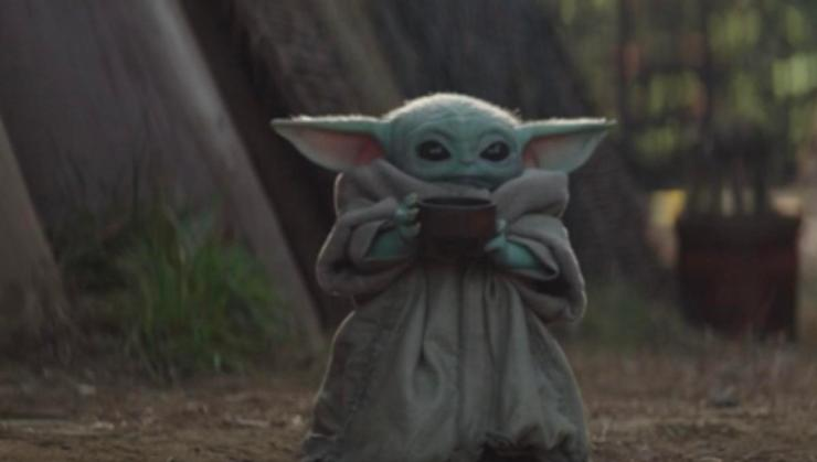 Baby Yoda's physical development is odd, but not entirely unprecedented