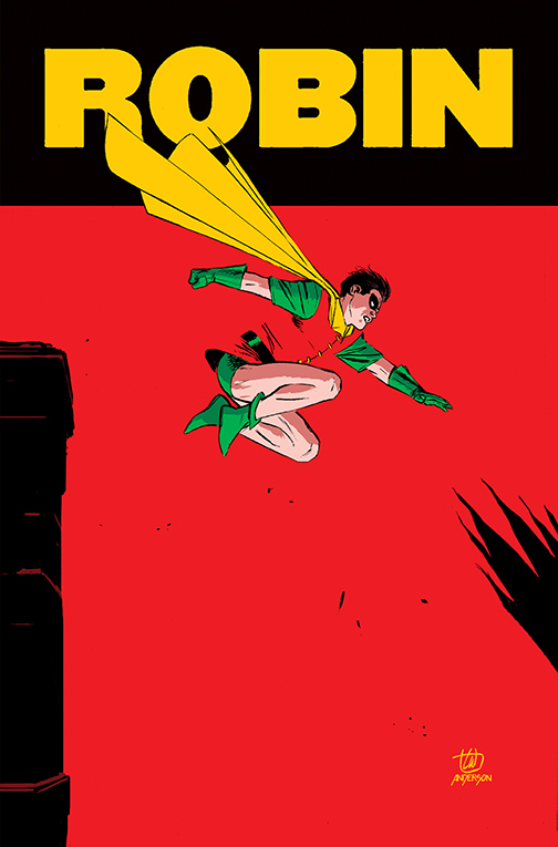 DC celebrates Robin's 80th anniversary with 100-page super spectacular