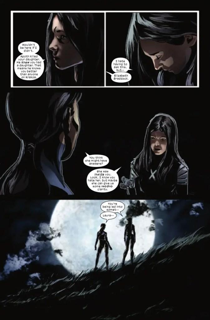 Marvel Preview: Fallen Angels #4