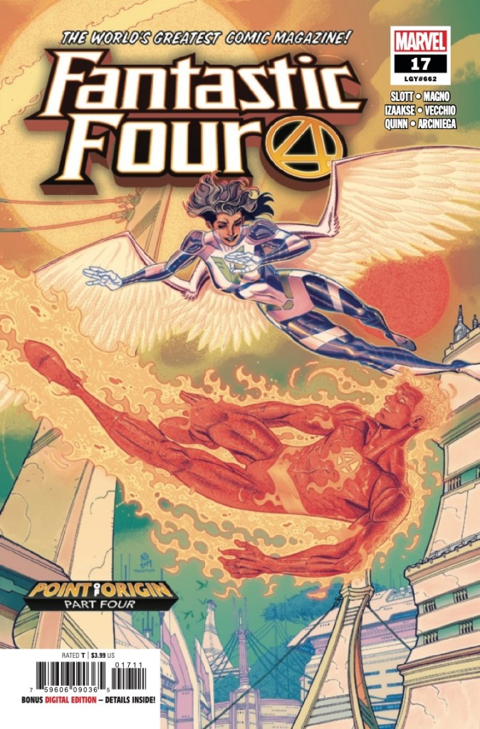 Marvel Preview: Fantastic Four #17