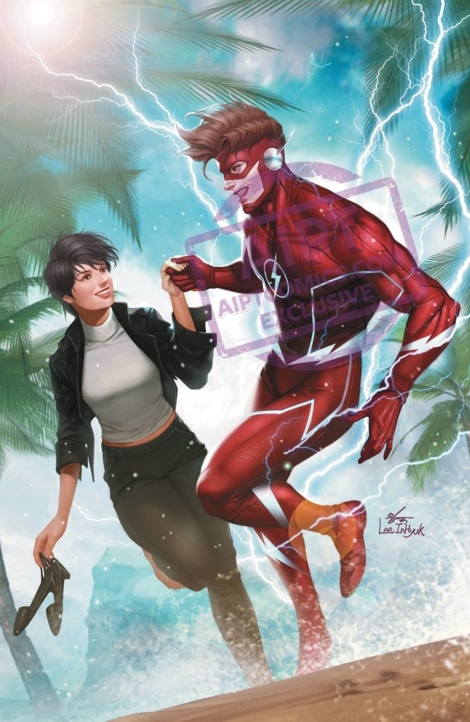 EXCLUSIVE DC Preview: Flash Forward #4