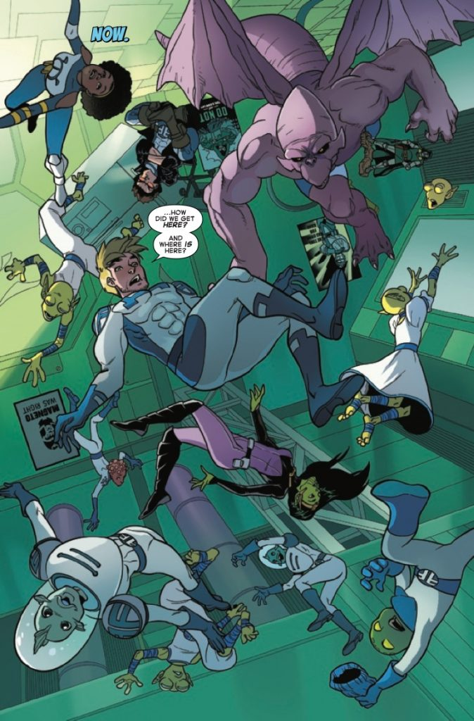 Marvel Preview: Future Foundation #5