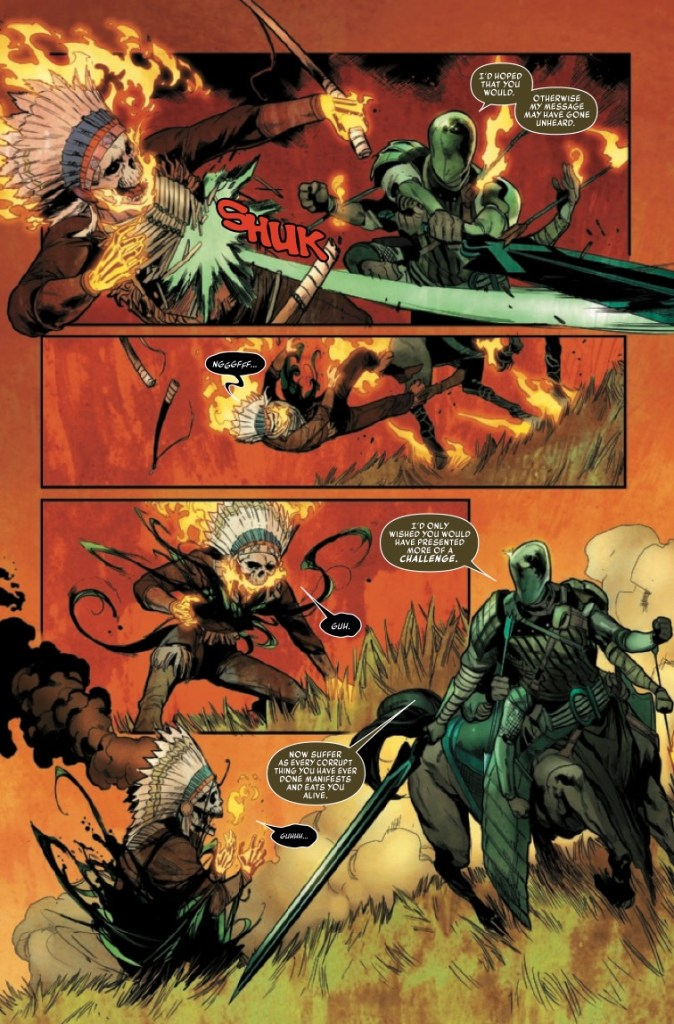 Marvel Preview: Ghost Rider #3