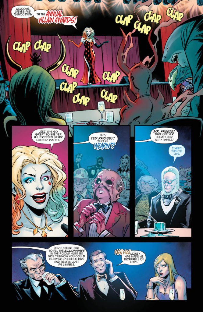 Harley Quinn: Villain of the Year #1 Review