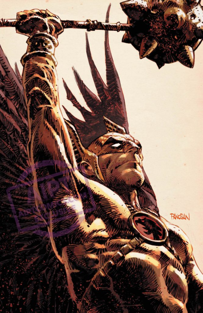 EXCLUSIVE DC Preview: Hawkman #19