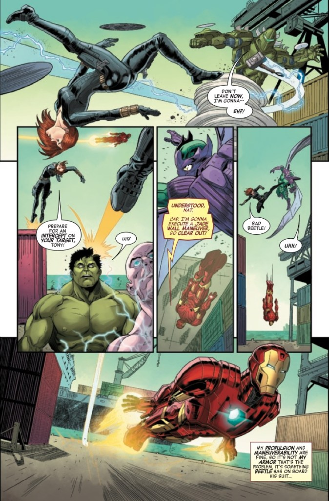 Marvel Preview: Marvel's Avengers: Iron Man (2019) #1