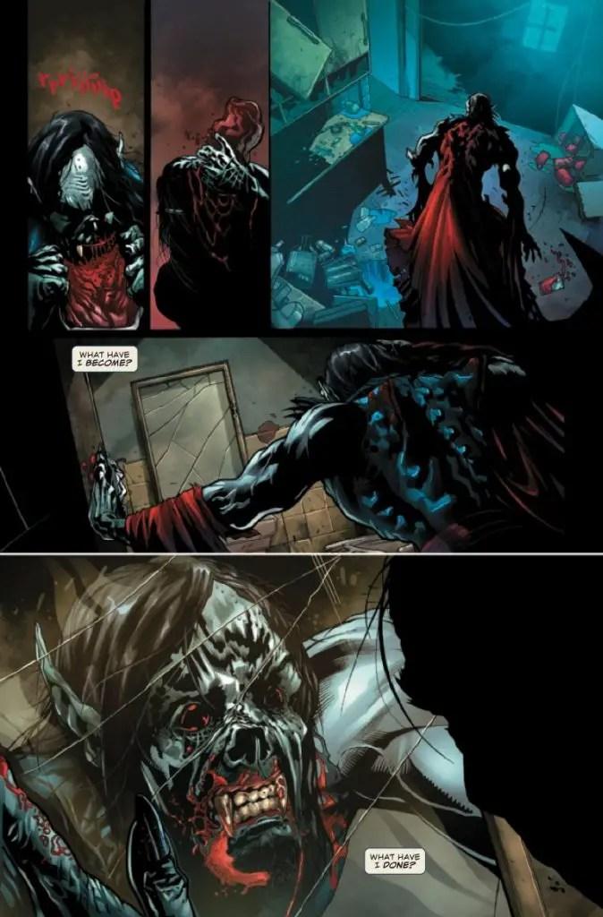 Morbius #2 Review