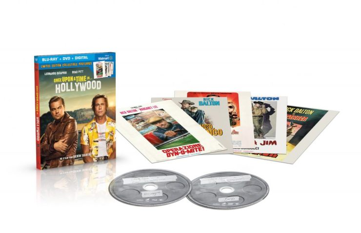 Once Upon A Time...In Hollywood Blu-ray Review
