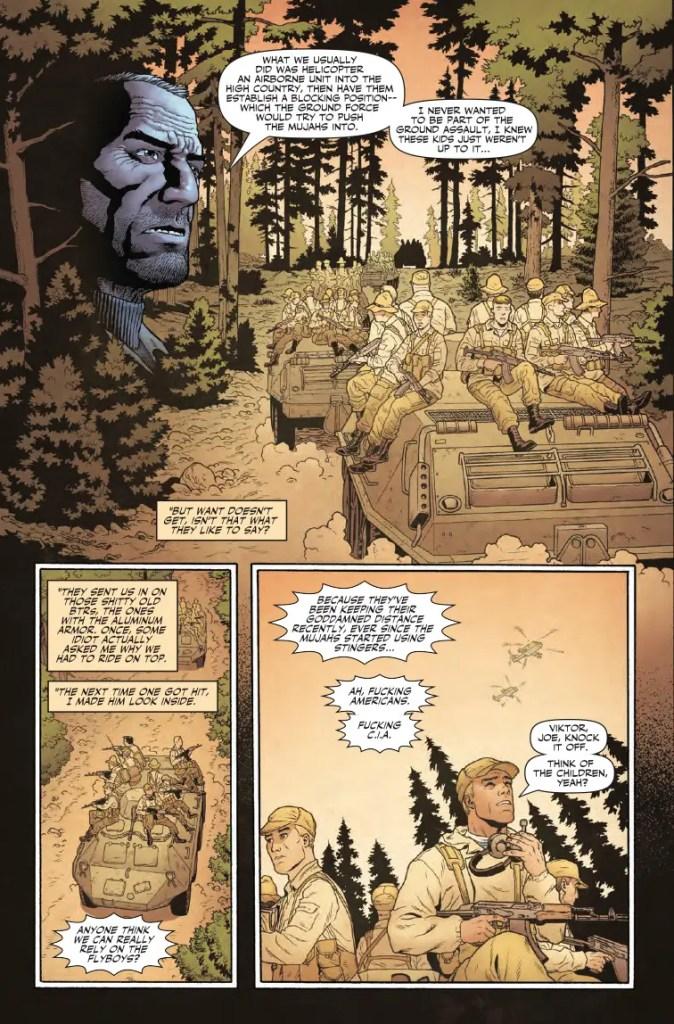 Marvel Preview: Punisher: Soviet #3