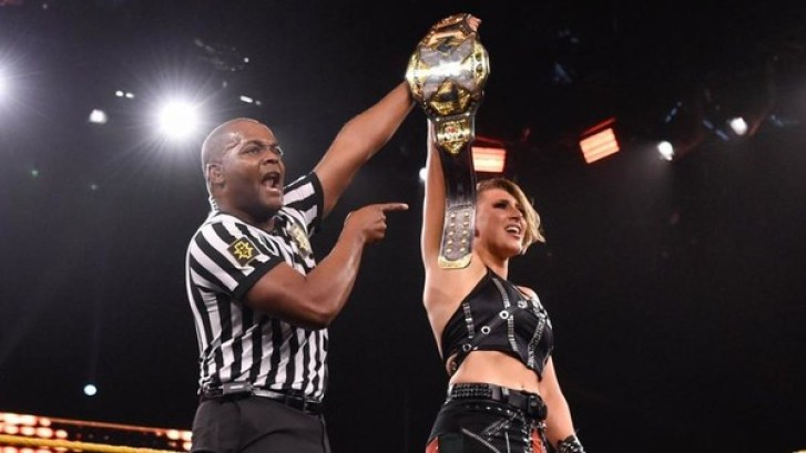Ranking WWE's world champions of 2019: women's edition