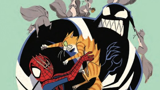 If mind swapping with each other wasn't bad enough, now Spider-Man and Venom are jumbled up even worse!