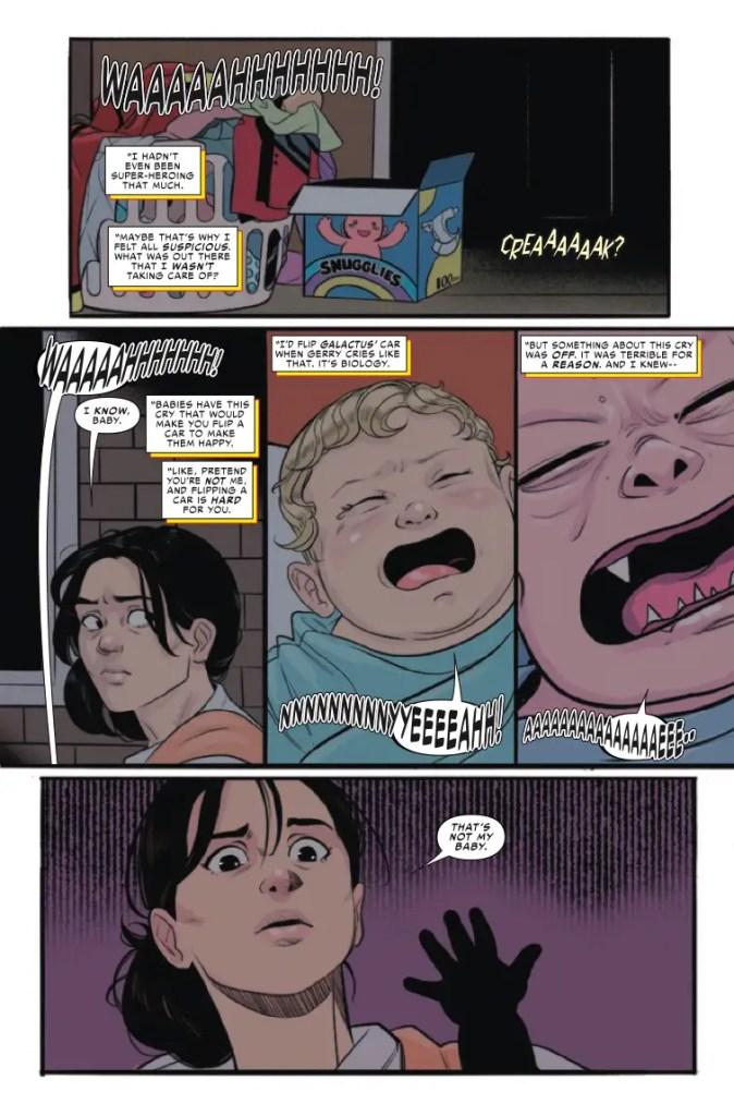Marvel Preview: Strikeforce #4