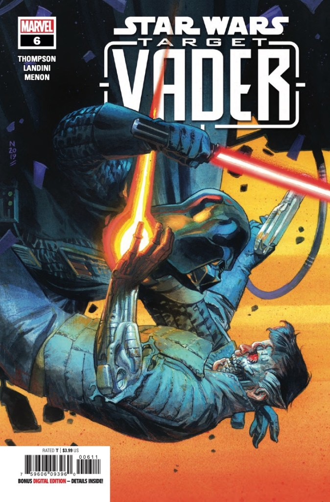 Marvel Preview: Star Wars: Target Vader #6