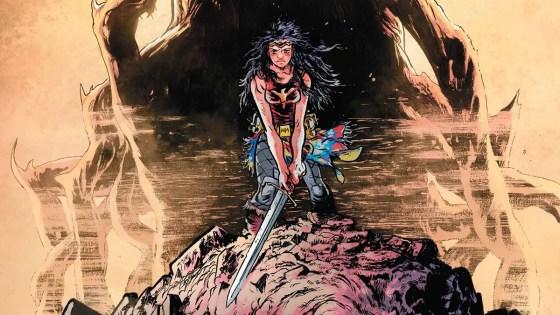 Wonder Woman: Dead Earth #1 review: Awakening