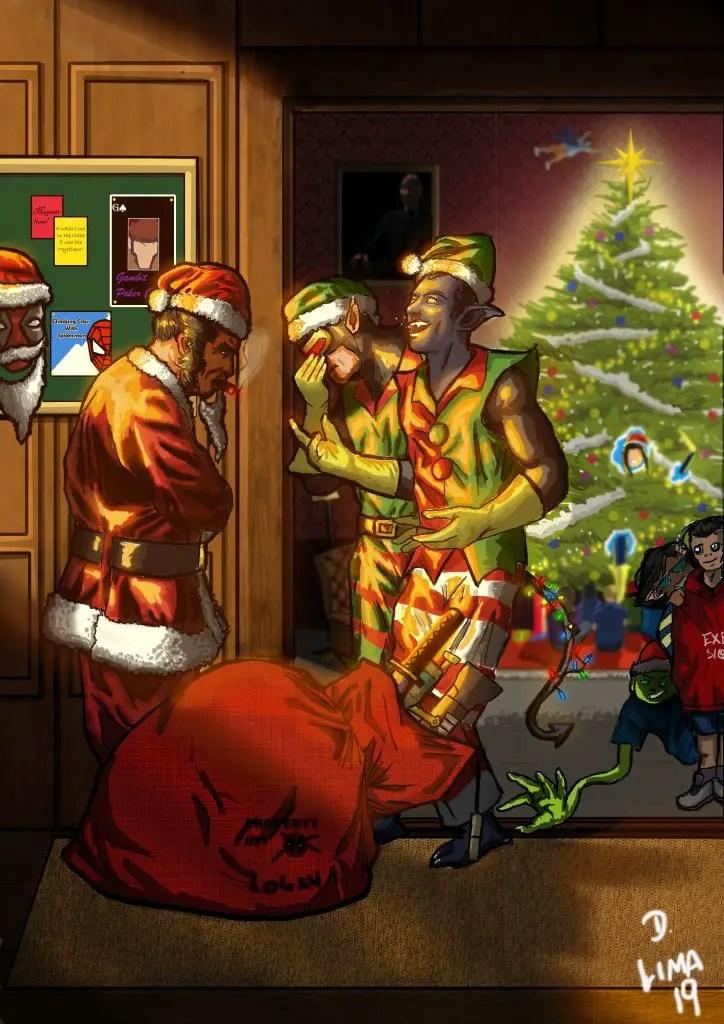 X-Men Monday #40 - Holiday X-Travaganza