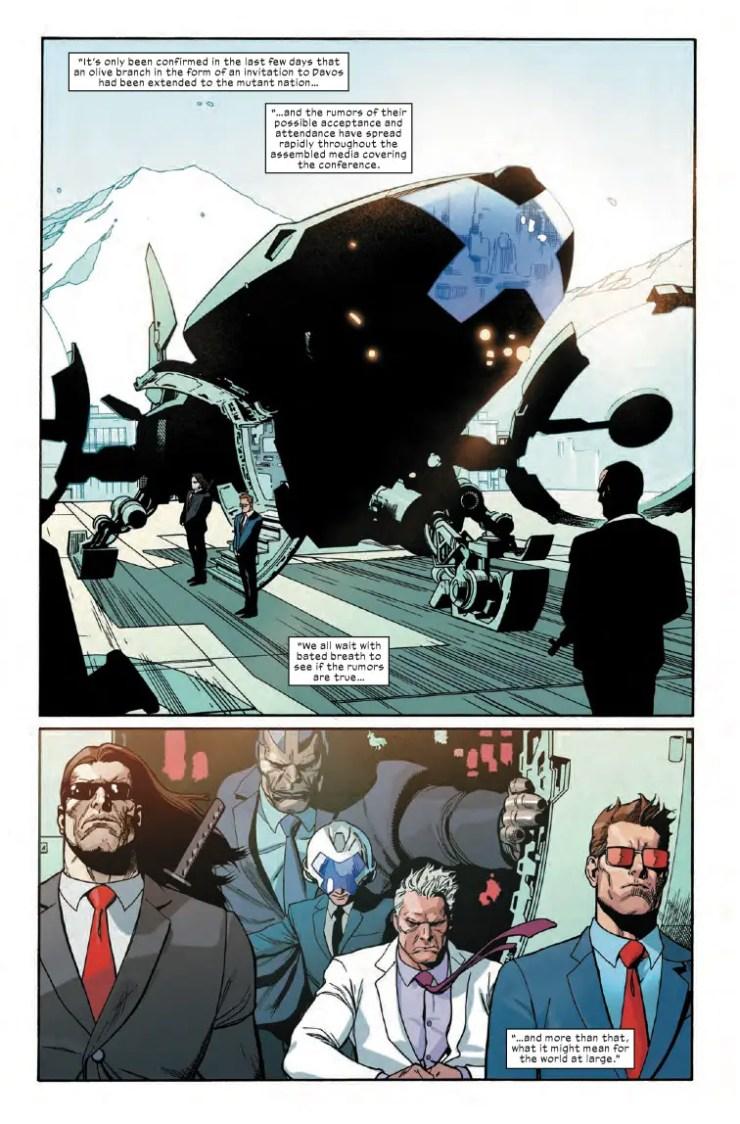 Marvel Preview: X-Men #4