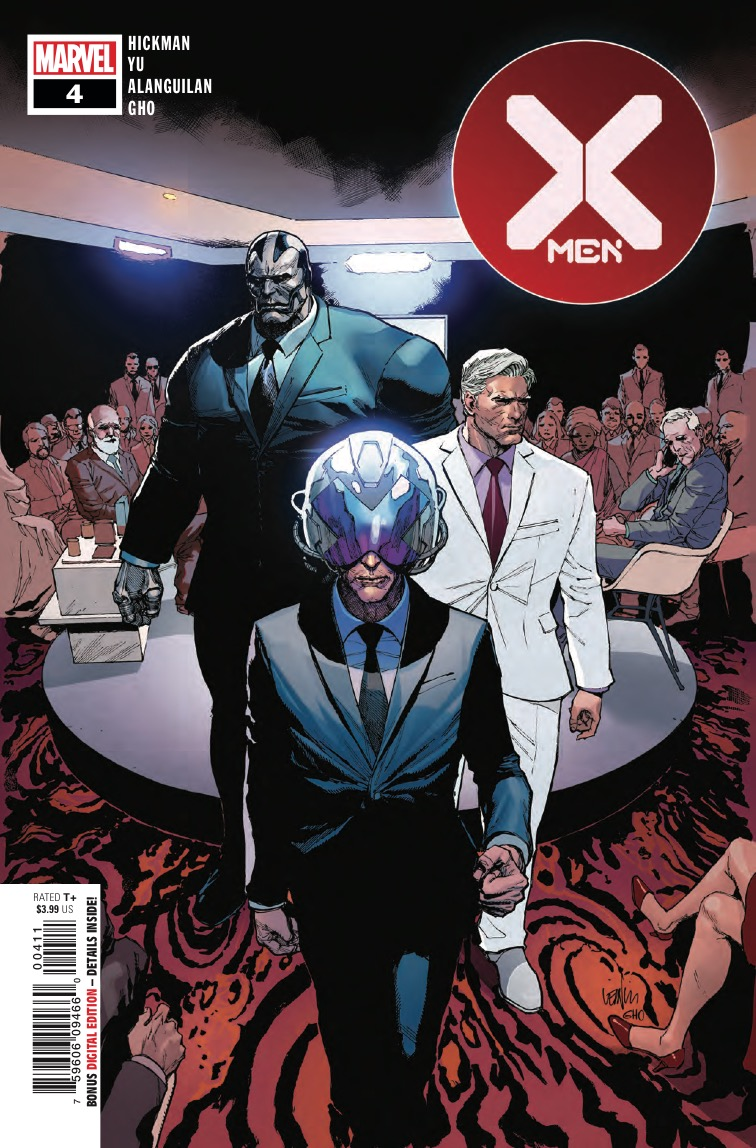 X-Men #4 review: Expertly draws your interest and makes you thirsty for more