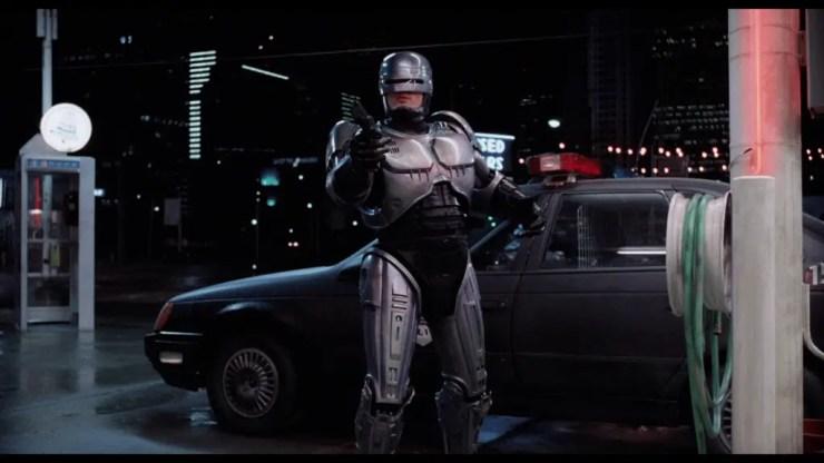 RoboCop (1987) — Arrow Video Review