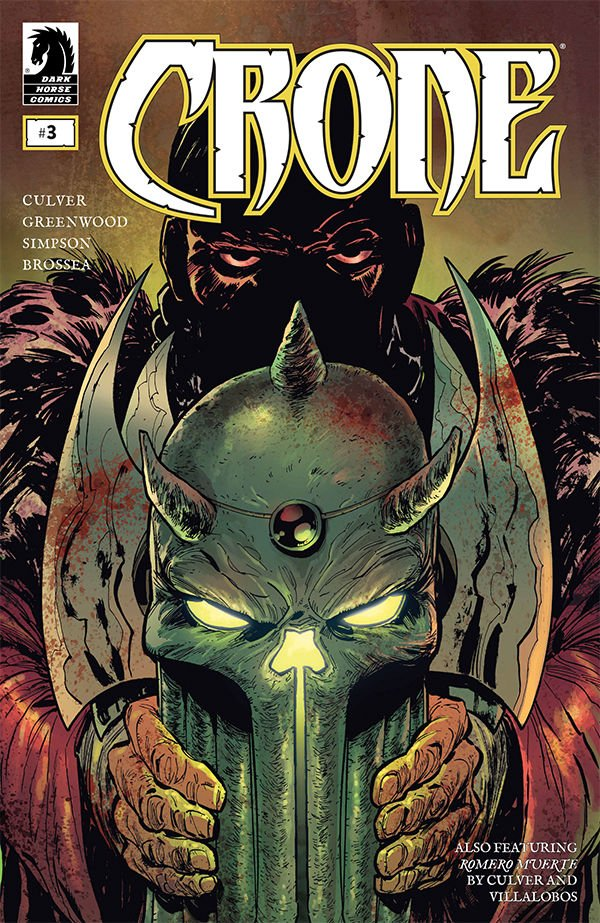 'Crone' #3 review: Take a knife to the things you love