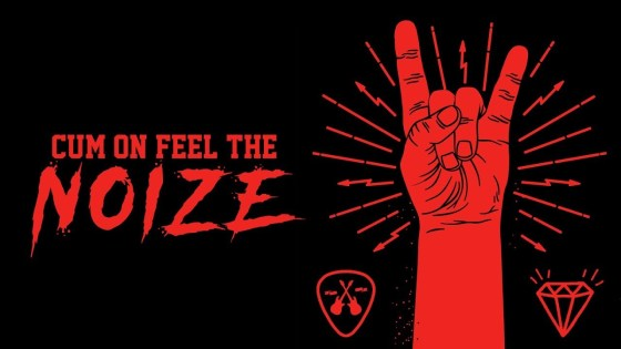 Cum on Feel the Noize: The Story of How Rock Became Heavy Metal (2017): Pushing up the ante