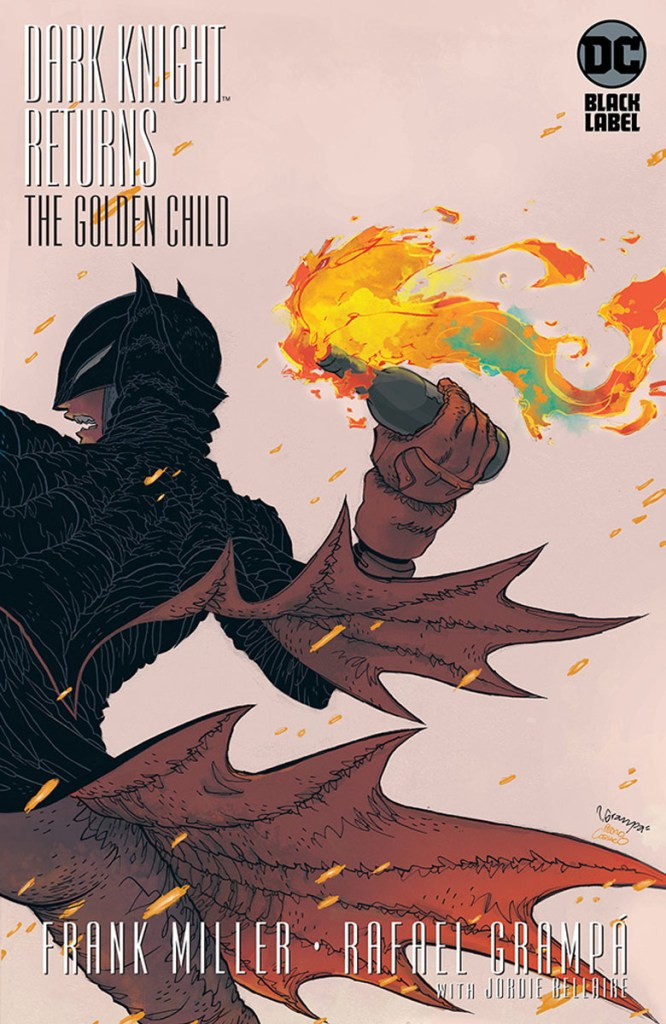 The Dark Knight Returns: The Golden Child review
