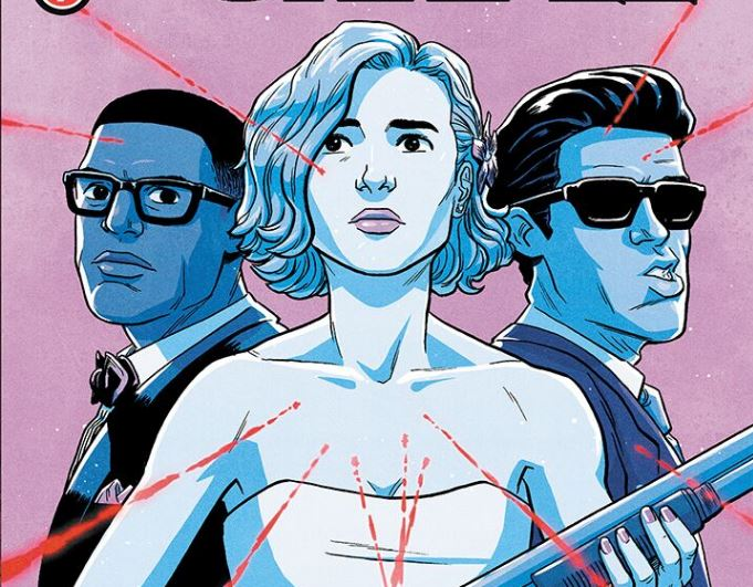 Going to the Chapel #4 review