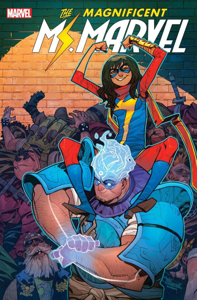 Marvel announces new superhero coming in March 2020 via 'Magnificent Ms. Marvel'