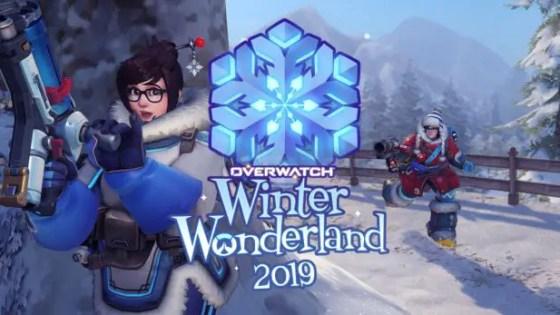 Overwatch's 2019 Winter Wonderland event is now live