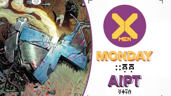 Welcome, X-Fans, to another eXciting edition of X-Men Monday at AIPT! Well, as you're no doubt aware, the Dawn of X is underway and reshaping the mutant corner of the Marvel Universe with each new issue. And while Jonathan Hickman's X-Men series may be the X-Line's flagship title, X-Force'swhere the Krakoa-altering action's at!