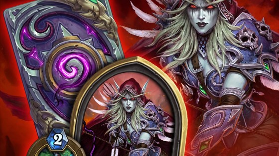 Sylvanas Windrunner makes her return to Hearthstone in the latest patch update.