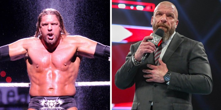 Who left the biggest marks on the professional wrestling world in the past decade?