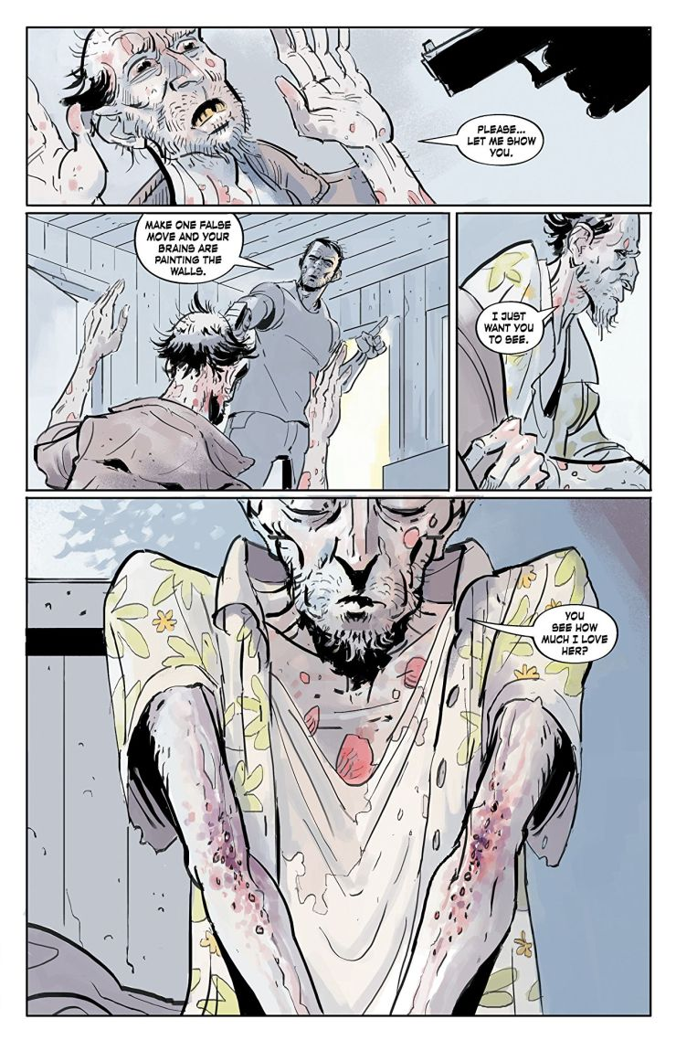 Criminal Macabre: The Big Bleed Out #2 review