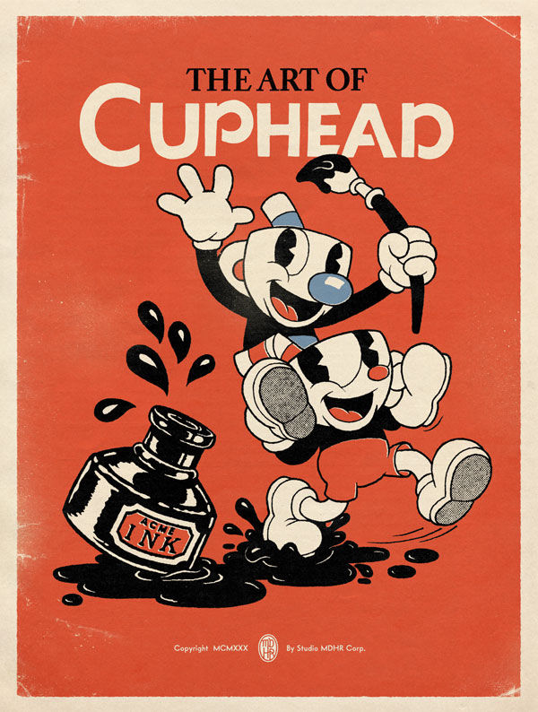 EXCLUSIVE Dark Horse Preview: The Art of Cuphead