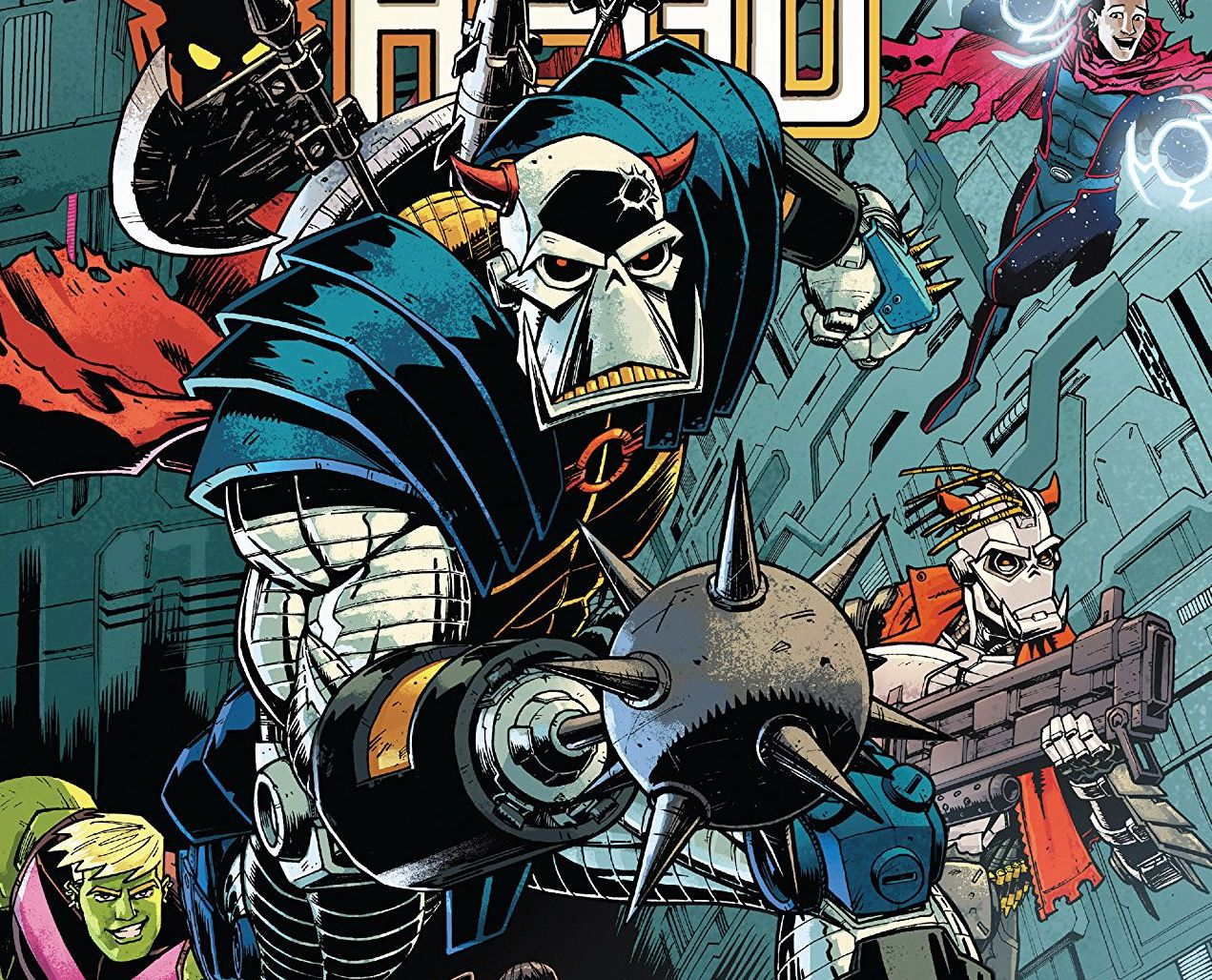 Death's Head: Clone Drive review