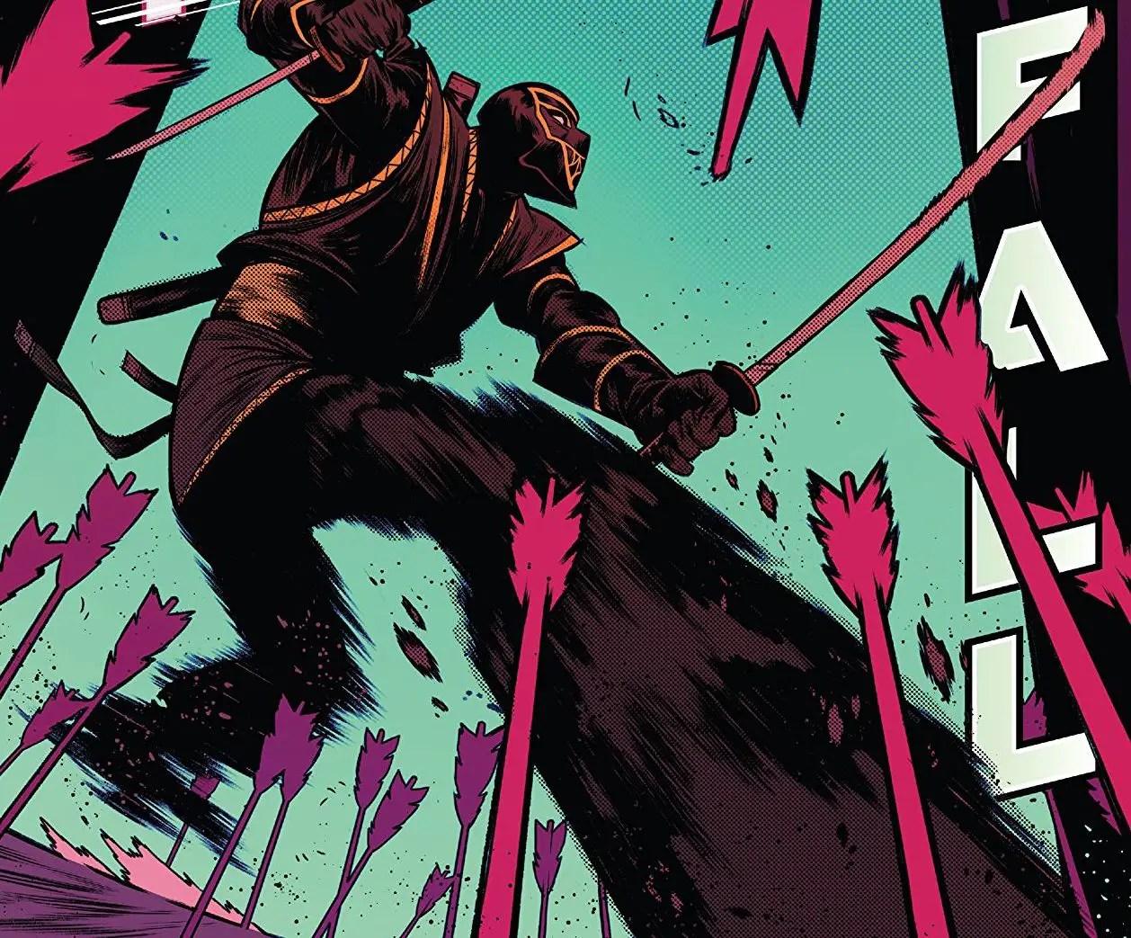 Hawkeye: Freefall #2 Review
