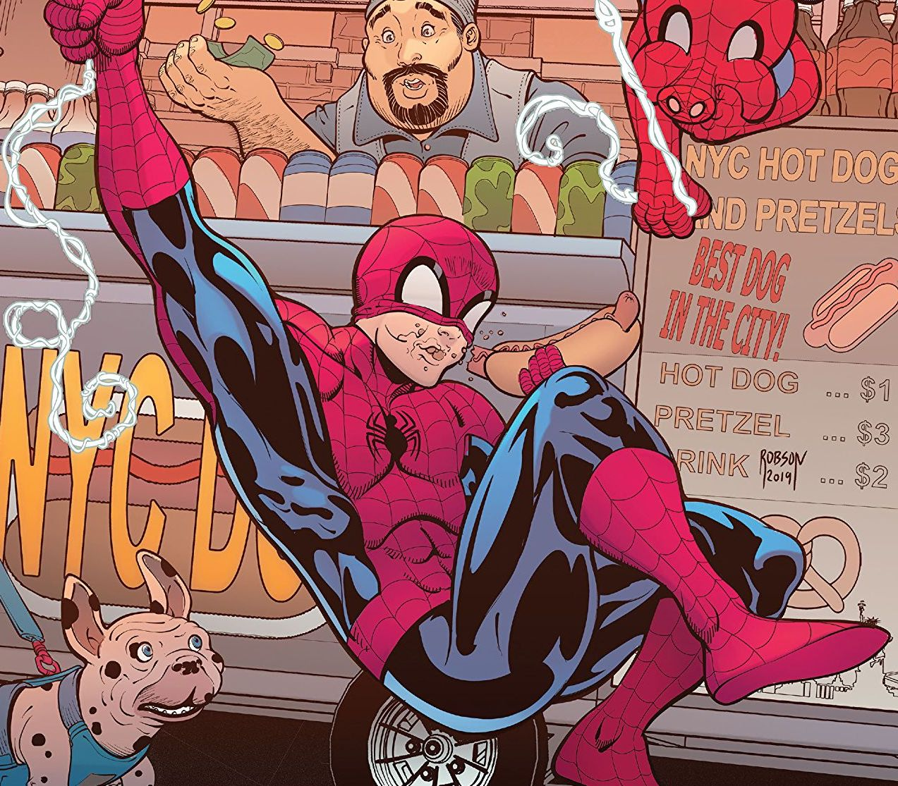 Spider-Ham #2 Review