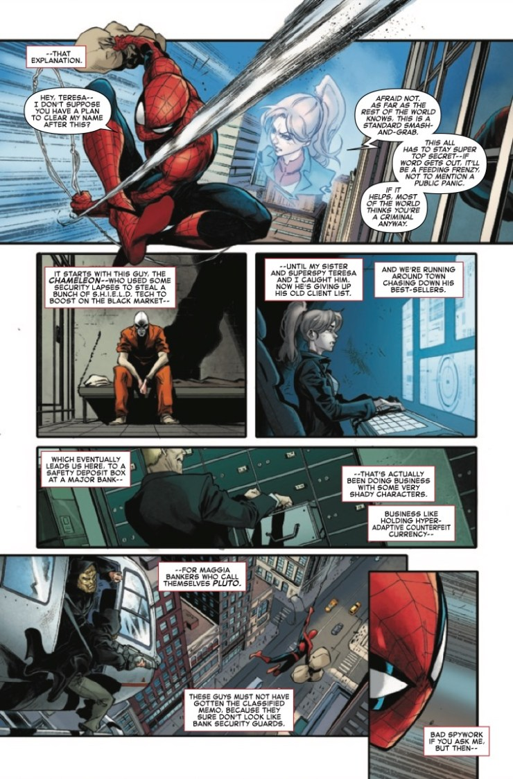 Marvel Preview: The Amazing Spider-Man #38