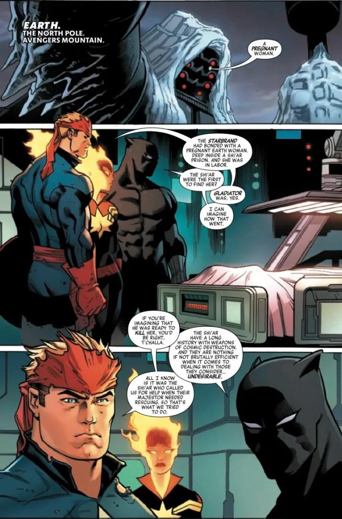 Marvel Preview: Avengers #30