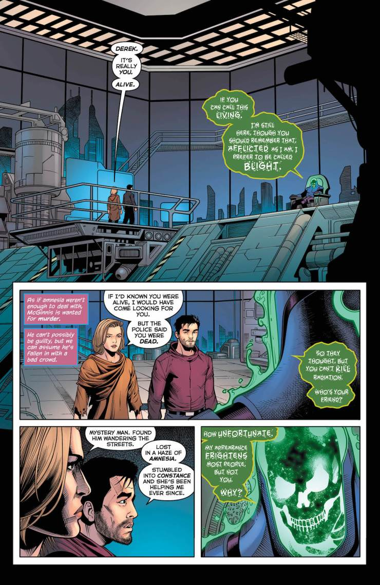 DC Preview: Batman Beyond #40