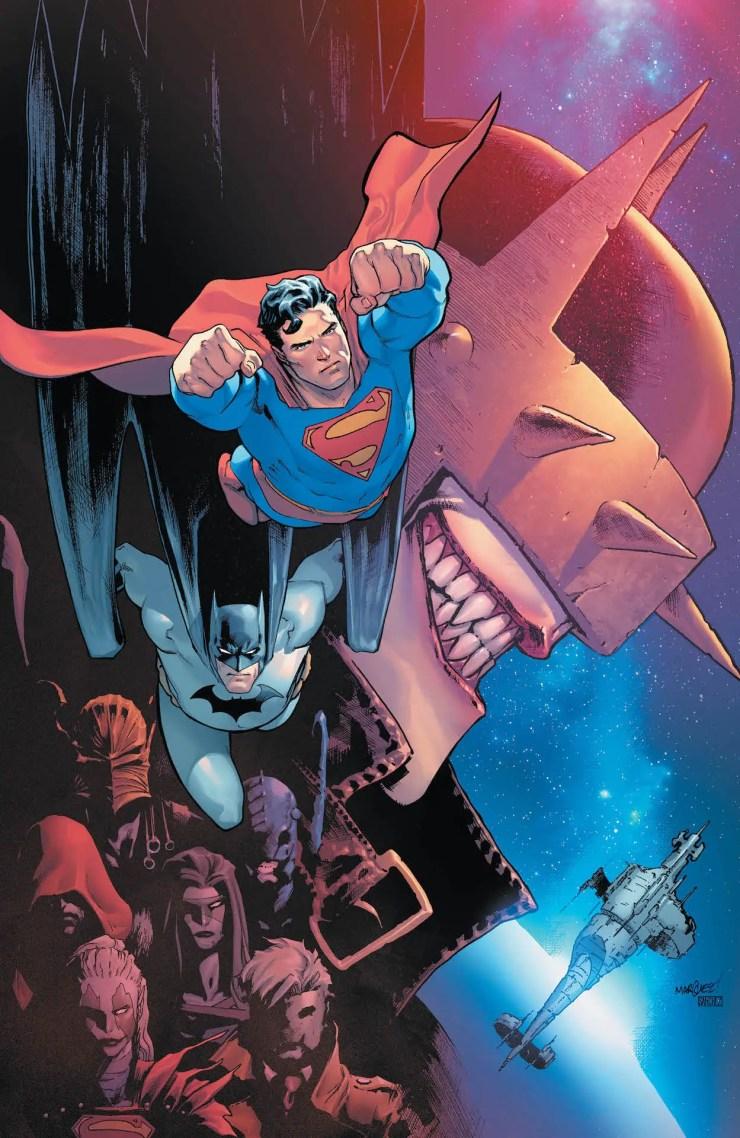 DC Preview: Batman/Superman #6