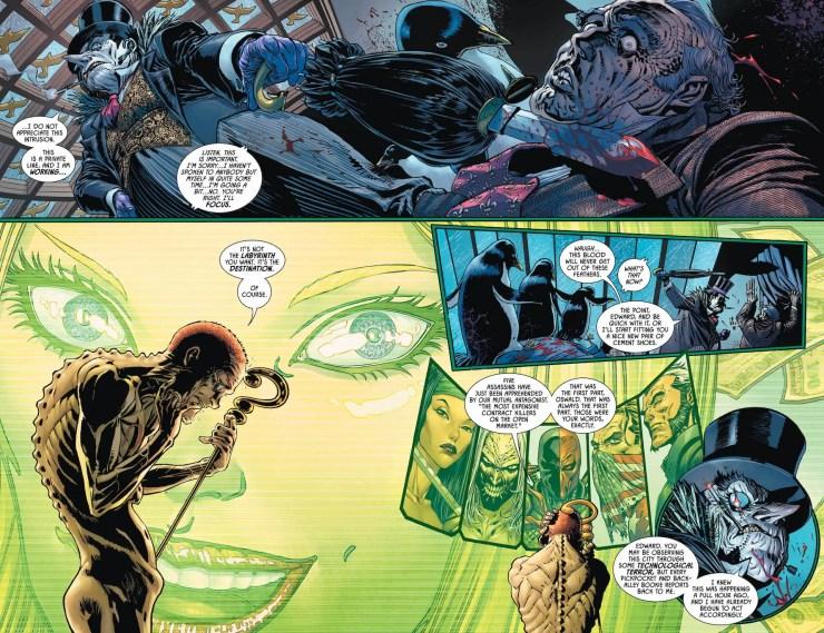 DC Preview: Batman #87