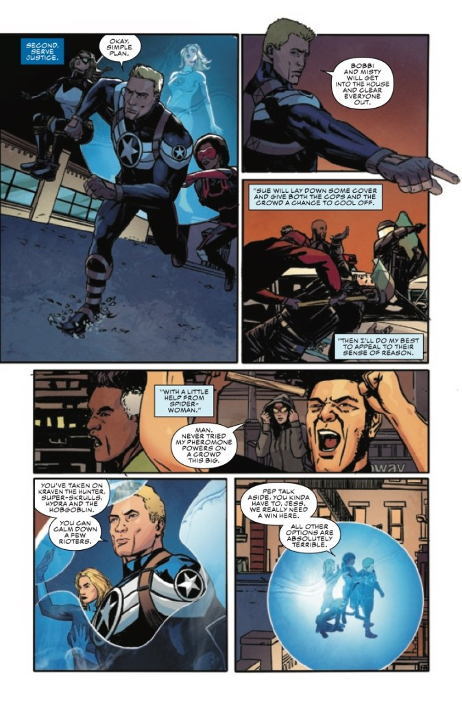 Marvel Preview: Captain America #18
