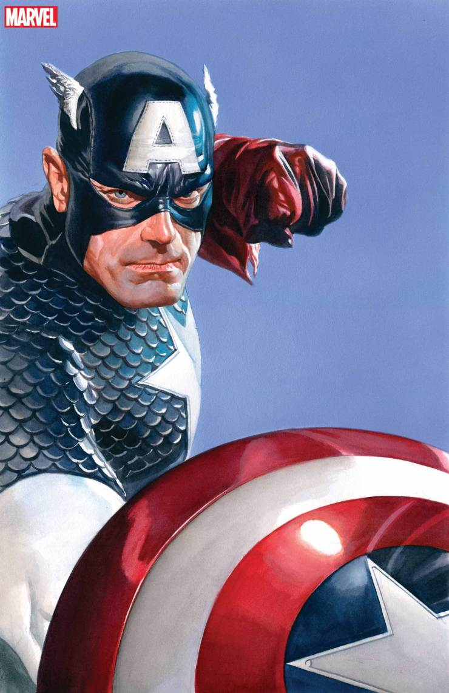 Marvel Comics First Look: Mark Russell joins Kurt Busiek in Captain America: Marvels Snapshot #1