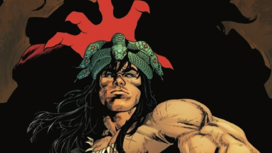 Marvel Preview: Conan: Battle For the Serpent Crown #1