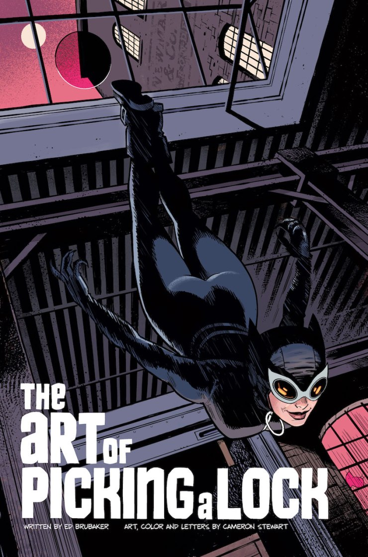 First Look: Catwoman 80th anniversary 100-page special releases April 15, 2020