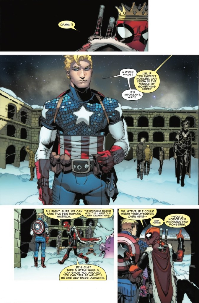 Marvel Preview: Deadpool (2019-) #2