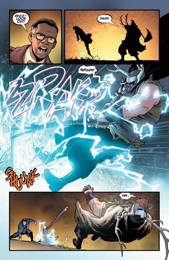 DC Preview: Detective Comics (2016-) #1019