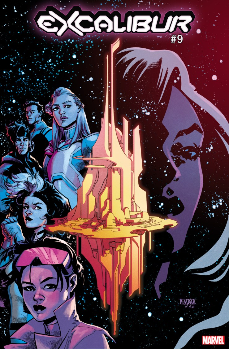 """X-Men First Look: What is the 'Starlight Citadel"""" featured in new Excalibur #9 teaser?"""