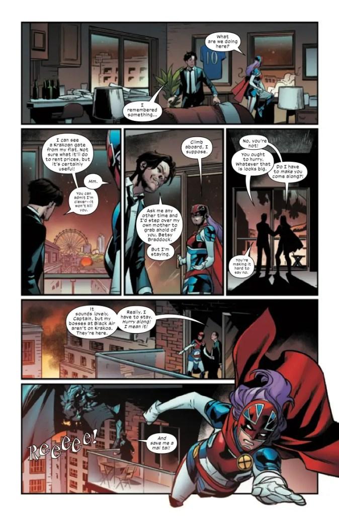 Marvel Preview: Excalibur #5